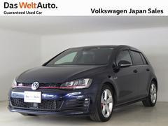 VW ゴルフGTIディスカバープロ TV リアカメラ 禁煙 認定中古車