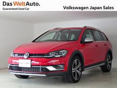 VW ゴルフオールトラック4モーションマイナーチェンジ後モデル テクノロジーPG 禁煙