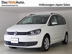 VW ゴルフトゥーランTSIコンフォートライン 614SDCWナビPG 禁煙DWA
