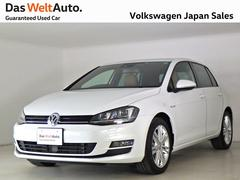 VW ゴルフミラノエディション 限定500台特別仕様車輌 禁煙ワンオーナ