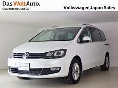 VW シャランコンフォートライン禁煙デモカー純正ナビTVバックカメラ