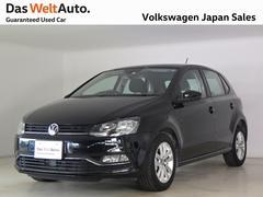 VW ポロTSIコンフォートライン 714SDCWナビPG 禁煙試乗車