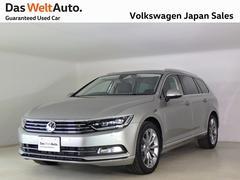 VW パサートヴァリアントTSIハイライン テクノロジーパッケージ 禁煙使用認定中古車