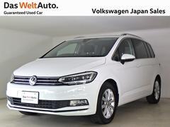 VW ゴルフトゥーランTSI−ハイライン ディスカバープロPKG 禁煙ワンオーナー