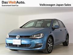 VW ゴルフTSIハイライン 完全受注生産シェトランドレザーフルPKG