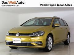 VW ゴルフヴァリアントTSIハイラインMチェンジ後 ディスカバープロテクノロジPG