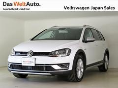 VW ゴルフオールトラックTSI−4モーション アップグレードディスカバープロPKG