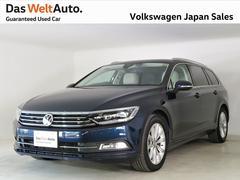 VW パサートヴァリアントTSIコンフォート 受注生産サントロペシートディスプロPKG