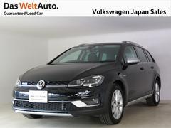 VW ゴルフオールトラックTSI−4モーションMチェンジ後 ディスカバープロPG 禁煙