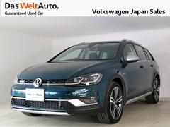 VW ゴルフオールトラックTSI−4モーションMチェンジ後 テクノロジーディスプロPG
