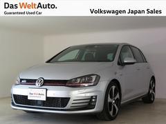 VW ゴルフGTIDCCディスカバープロPKG 禁煙使用ワンオーナー認定中古車