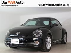 VW ザ・ビートルデザインレザーPKGマルチリンク採用モデル 禁煙ワンオーナー