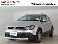 VW ポロクロスポロ AVN110MナビバイキセノンライトPKG 禁煙