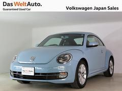 VW ザ・ビートルデザインレザーカラーPG マルチリンク採用モデル 禁煙DWA