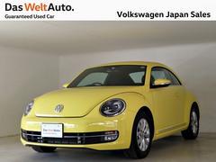 VW ザ・ビートルデザイン 614SDCWナビバイキセノンライトPG 禁煙使用
