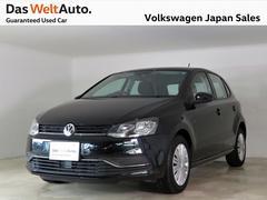 VW ポロTSIトレンドライン RE05DナビPKG 禁煙ワンオーナー