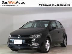 VW ポロTSIハイラインマイスター 5ナンバーサイズ最終モデル 禁煙
