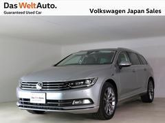 VW パサートヴァリアントTSIエレガンスライン テックED 限定500台特別仕様車輌