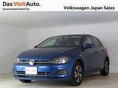VW ポロTSIコンフォートライン ディスカバープロPKG 禁煙試乗車