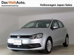 VW ポロTSIコンフォートライン ACC 714SDCWナビPKG