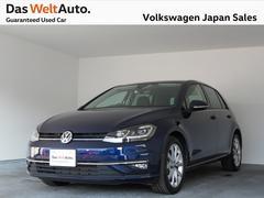 VW ゴルフTSIコンフォートテックED Mチェンジ後モデル 禁煙試乗車