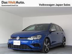 VW ゴルフRヴァリアントMチェンジ後モデル パノラマルーフPKG 禁煙使用ワンオーナ