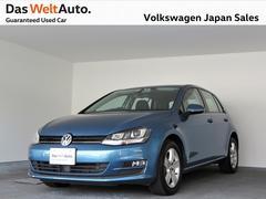 VW ゴルフTSIコンフォートプレミアムED 限定400台特別仕様車輌