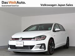 VW ゴルフGTIダイナミック 限定特別仕様 禁煙使用ワンオーナDWA認定中古