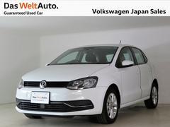 VW ポロプレミアムエディション714SDCWナビPG 禁煙ワンオーナ