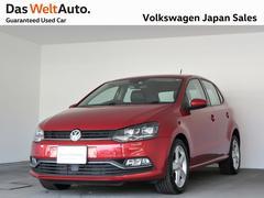 VW ポロTSIハイラインマイスター 限定特別仕様車輌 最終モデル禁煙