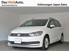 VW ゴルフトゥーランTSIコンフォート セーフティディスプロアップグレードPKG