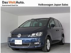 VW シャランTSIコンフォートライン パークアシスト搭載 シアターPKG