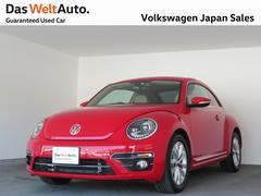 VW ザ・ビートルデザイン ベージュレザー716SDCWナビキセノンライトPG