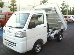 ハイゼットトラックローダンプ 4WD オートマ 荷台作業灯 リブラグタイヤ