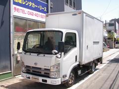 アトラストラックドライバン格納式パワーゲート ナビ バックカメラ ETC