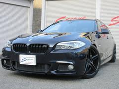 BMW523iツーリングMスポーツVOSSEN20AW KW車高調