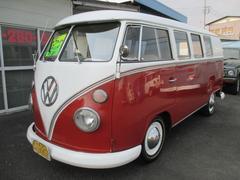 VW タイプII65 スタンダードマイクロバス 11ウインドウ 9人乗り