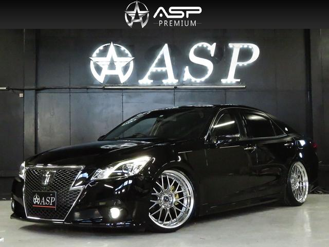 Photo of TOYOTA CROWN ATHLETE S / used TOYOTA