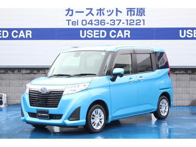 スバル ジャスティ G スマートアシスト 4WD  新品ナビ付 電動スライド