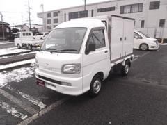 ハイゼットトラック保温 冷蔵 保冷車 エアコン パワステ 350kg積