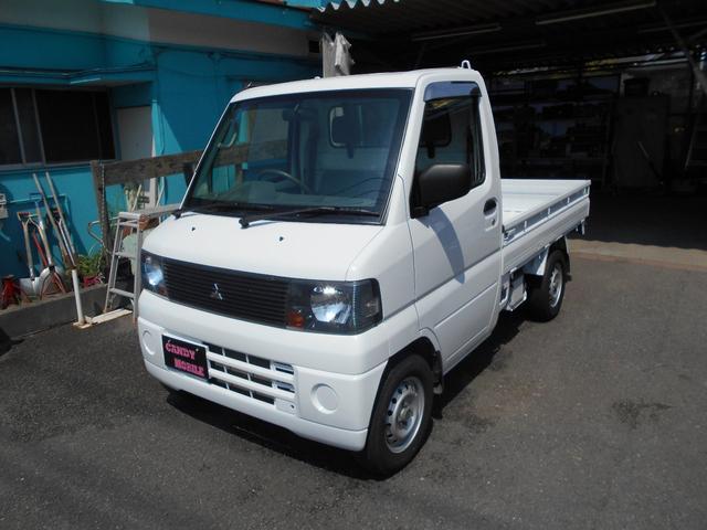 三菱 VX-SE ワンオーナー パワステ エアコン 4WD