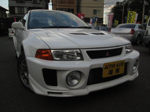 三菱 GSRエボリューションV