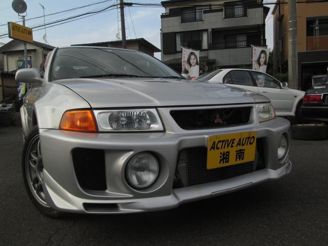 三菱 GSRエボリューションV  ワンオーナー車