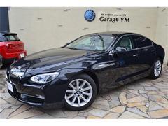 BMW640iグランクーペ 白レザー・サンルーフ・保証2年