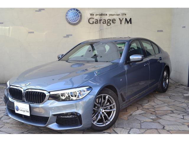 BMW 5シリーズ 523d xDrive Mスピリット スピリット・ACC・ステアリング&レーンコントロールアシスト・バックカメラ・PDC・ヘッドアップディスプレイ