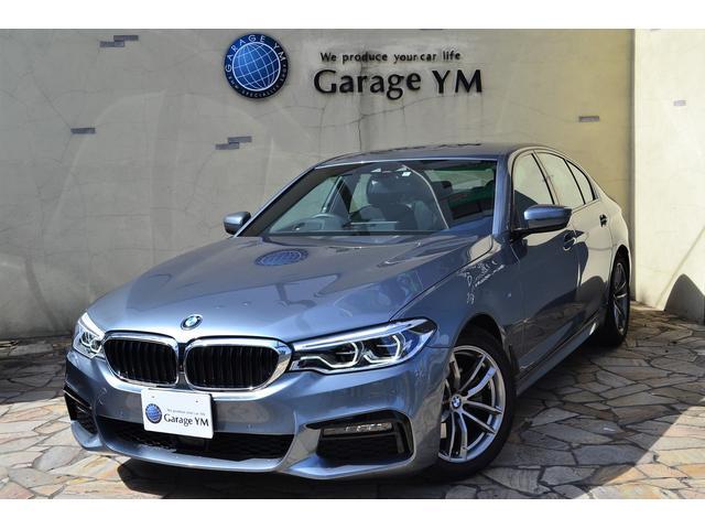 BMW 5シリーズ 523d xDrive Mスピリット アドバンスパッケージ・パーキングアシストプラス・パワーシート・ACC・レーンコントロールアシスト・ヘッドアップディスプレイ・アダプティブLED・TV(フルセグ)