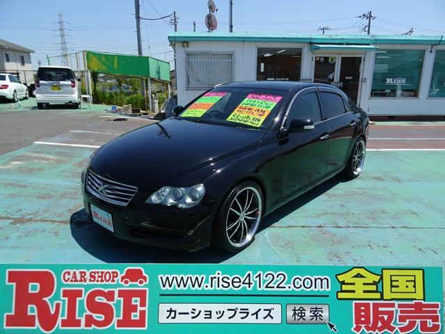 トヨタ 250G-FスマートED Dサス19AWフォグHID地デジ