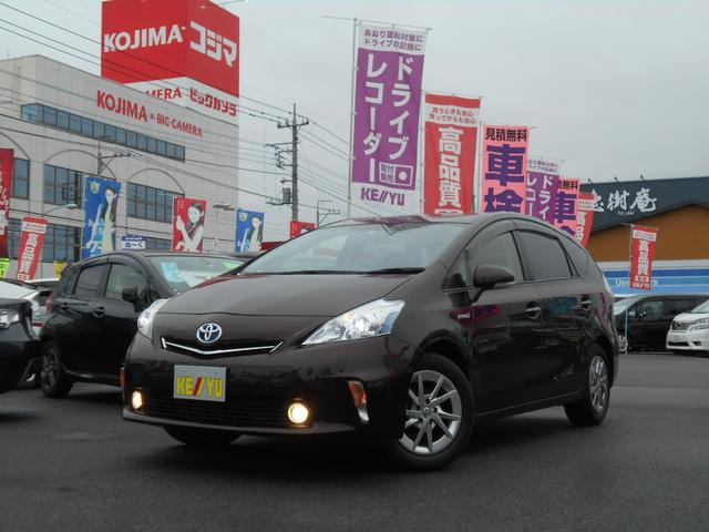 トヨタ S チューン ブラック SDナビ ETC Bカメラ HID