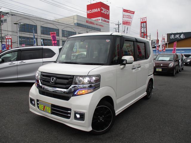 「ホンダ」「N-BOX」「コンパクトカー」「東京都」の中古車