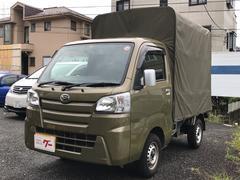 ハイゼットトラックスタンダード 幌 5速 ETC メモリーナビ TV Bカメラ